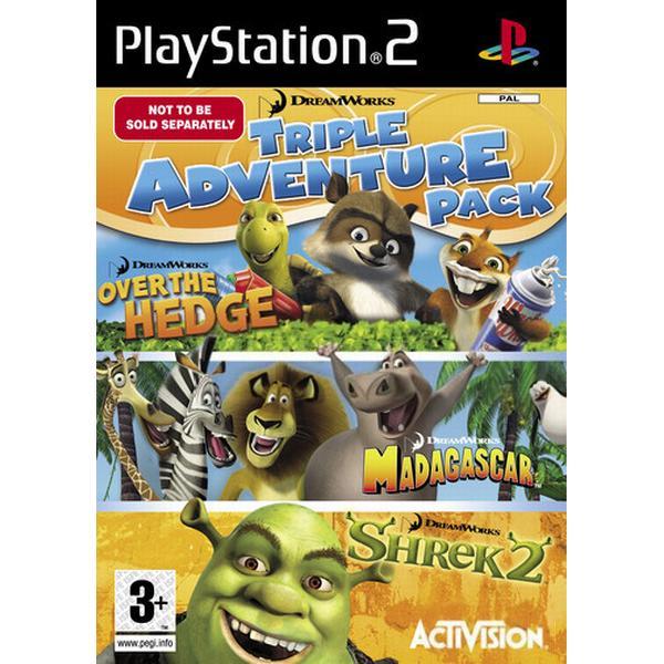DreamWorks Triple Adventure Pack