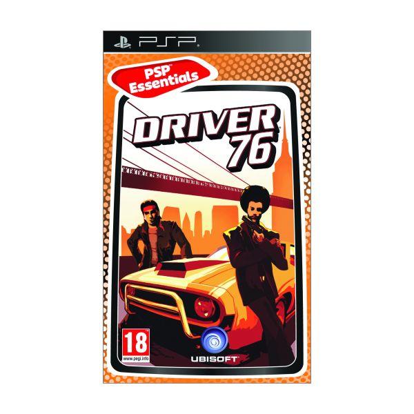 Driver 76 [PSP] - BAZÁR (použitý tovar)