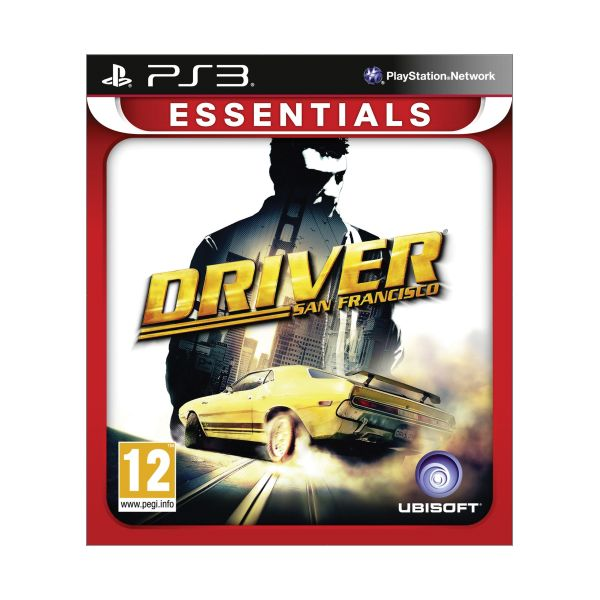Driver: San Francisco [PS3] - BAZ�R (pou�it� tovar)