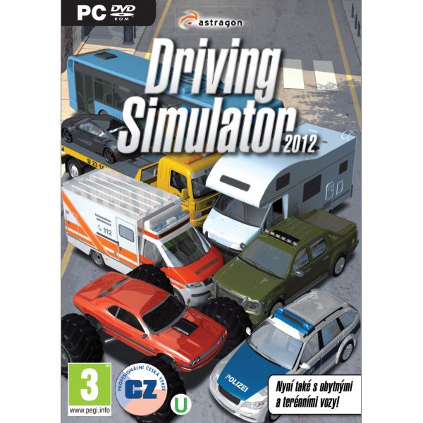 Driving Simulator 2012 CZ