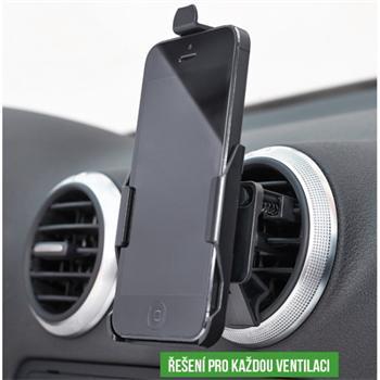 Držiak do auta Fixer s úchytom do ventilacie pre Samsung Galaxy J5 - J500 a J5 Dual