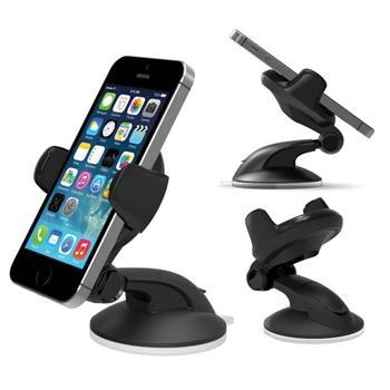 Držiak do auta iOttie Easy Flex 3 pre Alcatel OneTouch 6043D Idol X+, Black
