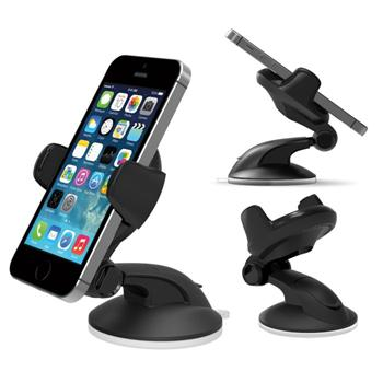 Držiak do auta iOttie Easy Flex 3 pre Evolveo StrongPhone Q6, Black
