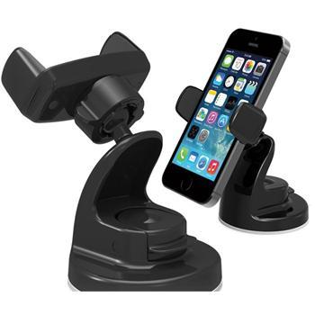 Držiak do auta iOttie Easy View 2 pre Evolveo StrongPhone Q6, Black