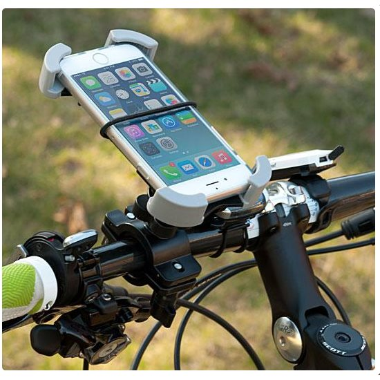 Držiak na bicykel Extreme X Style pre Apple iPhone 6S, Typ R3