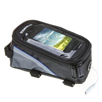 Držiak s brašňou na bicykel Roswheel Sony Xperia M5 Aqua - E5603, Sony Xperia M5 Dual - E5633