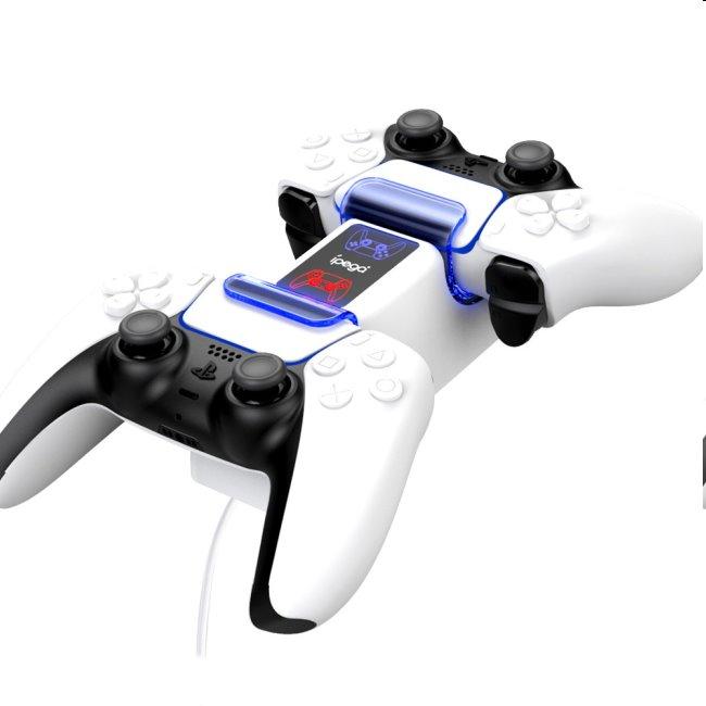 Duálna nabíjacia stanica iPega P5003 pre PS5 DualSense