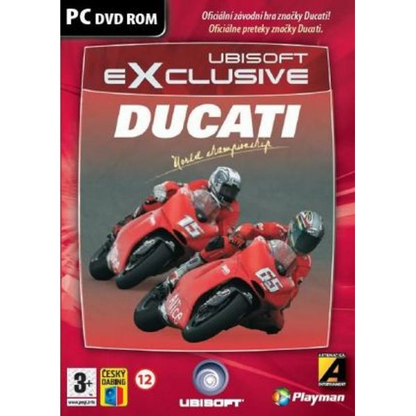 Ducati World Championship CZ
