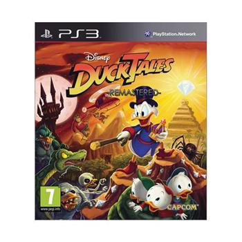 DuckTales Remastered [PS3] - BAZÁR (použitý tovar)