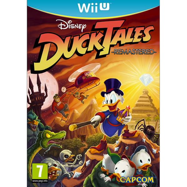 DuckTales Remastered Wii U