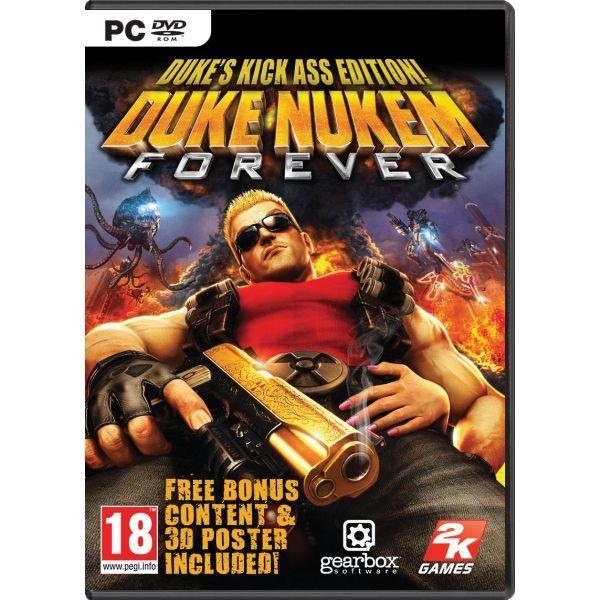 Duke Nukem Forever (Duke's Kick Ass Edition)