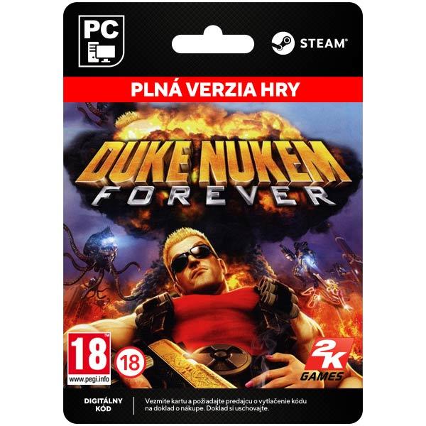 Duke Nukem Forever [Steam]