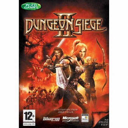 Dungeon Siege 2 CZ