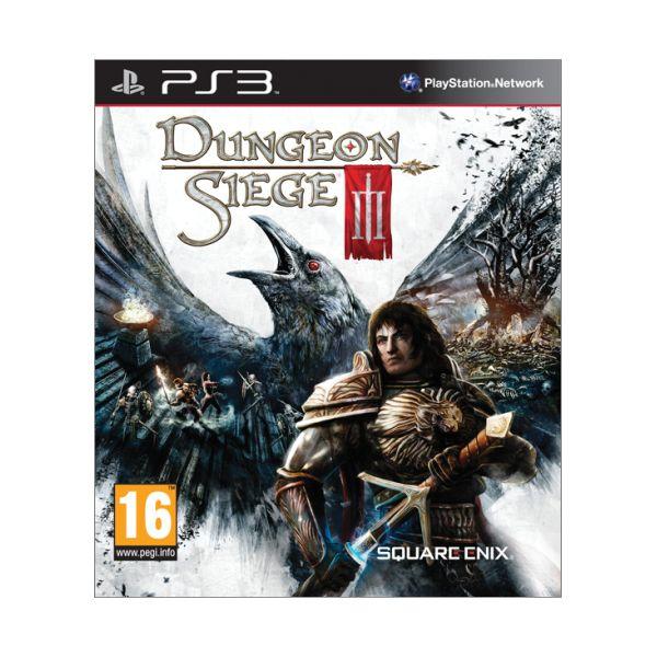 Dungeon Siege 3 [PS3] - BAZÁR (použitý tovar)