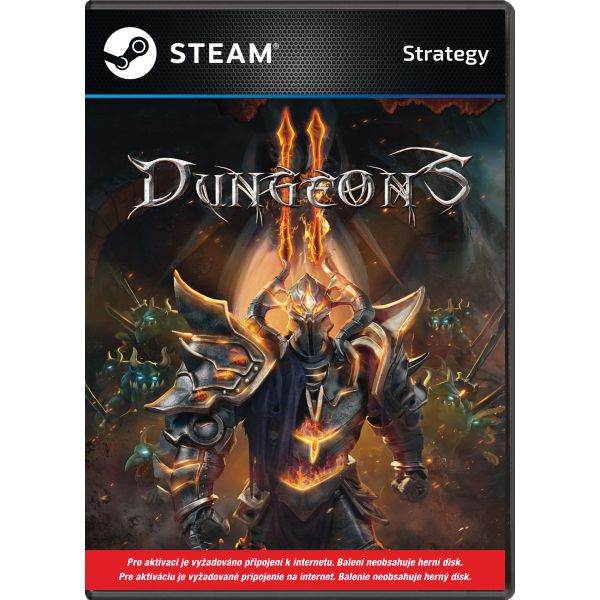 Dungeons 2 PC Code-in-a-Box CD-key