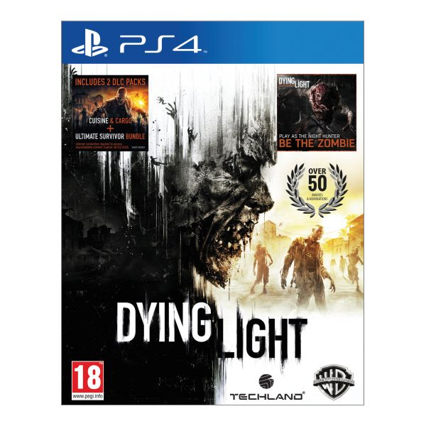 Dying Light [PS4] - BAZ�R (pou�it� tovar)