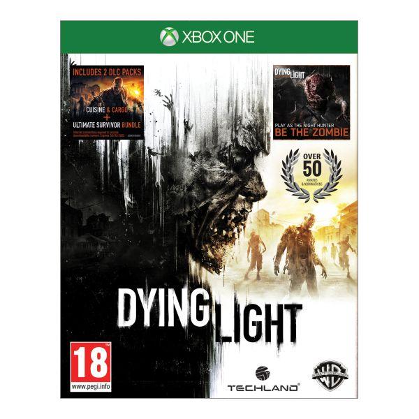 Dying Light [XBOX ONE] - BAZÁR (použitý tovar)