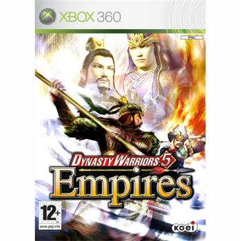 Dynasty Warriors 5: Empires [XBOX 360] - BAZÁR (použitý tovar)