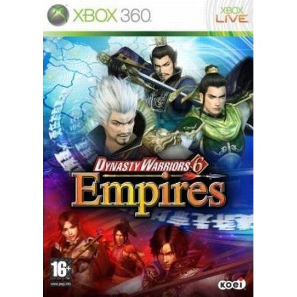Dynasty Warriors 6: Empires XBOX 360
