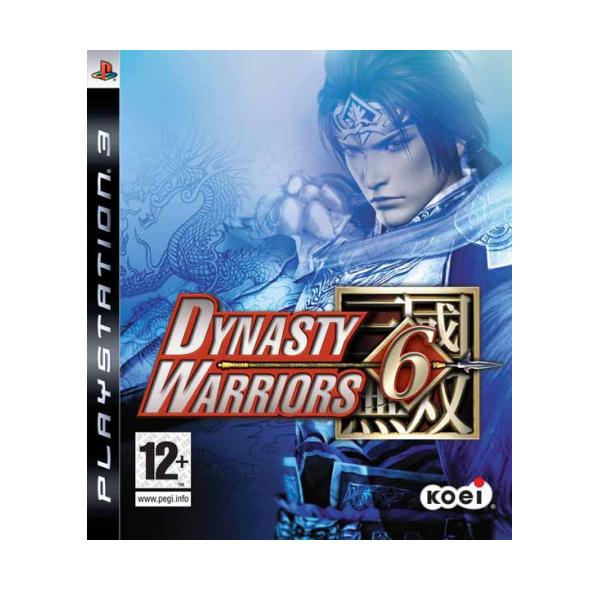 Dynasty Warriors 6 [PS3] - BAZÁR (použitý tovar)