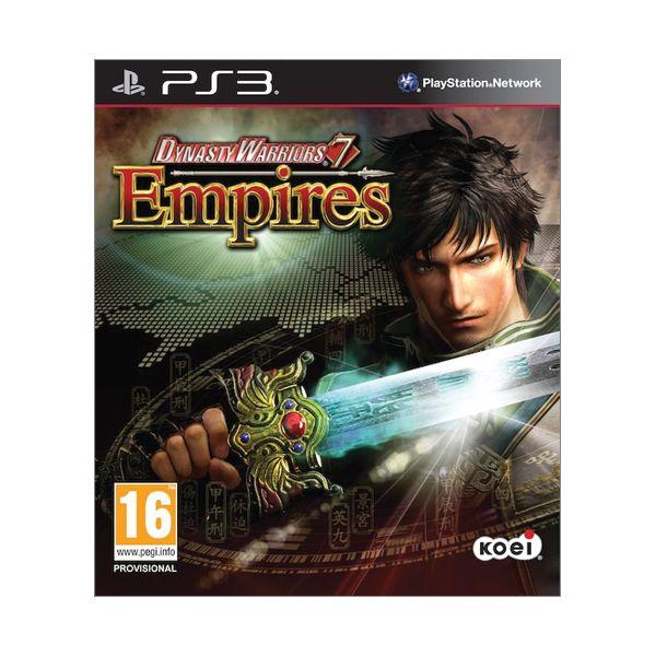 Dynasty Warriors 7: Empires [PS3] - BAZÁR (použitý tovar)