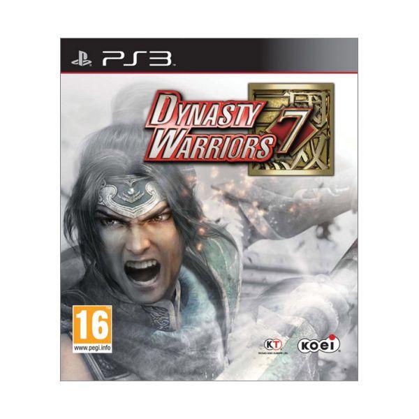 Dynasty Warriors 7 [PS3] - BAZÁR (použitý tovar)
