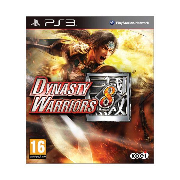 Dynasty Warriors 8 [PS3] - BAZÁR (použitý tovar)