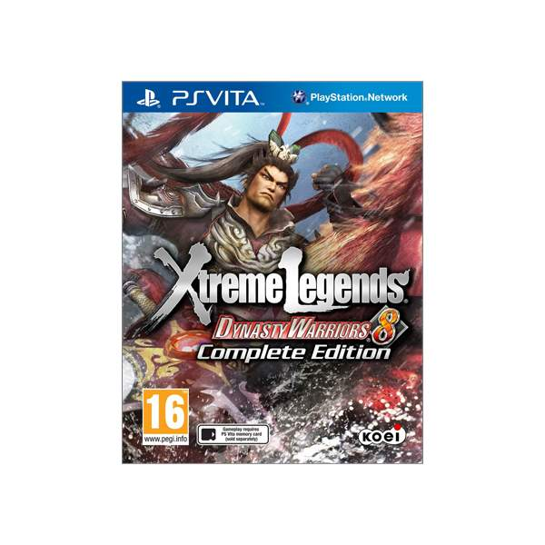 Dynasty Warriors 8: Xtreme Legends (Complete Edition)