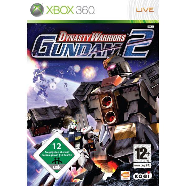Dynasty Warriors: Gundam 2 [XBOX 360] - BAZÁR (použitý tovar)