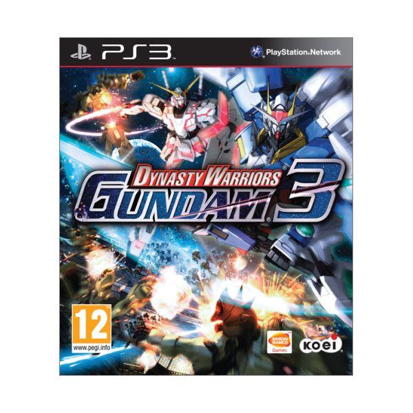 Dynasty Warriors: Gundam 3 [PS3] - BAZÁR (použitý tovar)