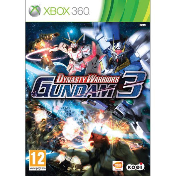 Dynasty Warriors: Gundam 3 [XBOX 360] - BAZÁR (použitý tovar)