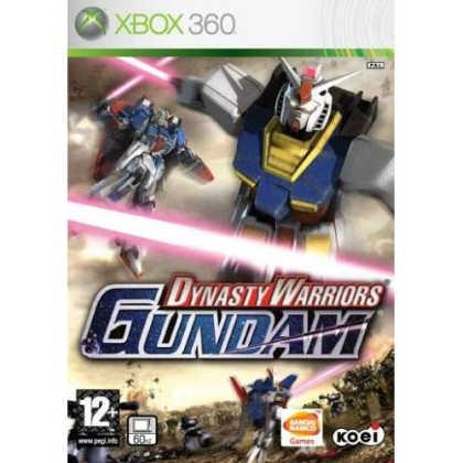 Dynasty Warriors: Gundam [XBOX 360] - BAZÁR (použitý tovar)