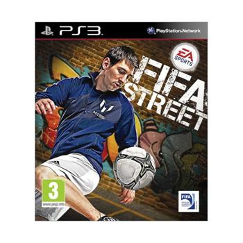 EA Sports FIFA Street-PS3 - BAZ�R (pou�it� tovar)