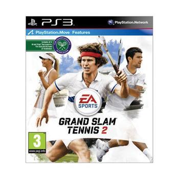 EA Sports Grand Slam Tennis 2 [PS3] - BAZÁR (použitý tovar)
