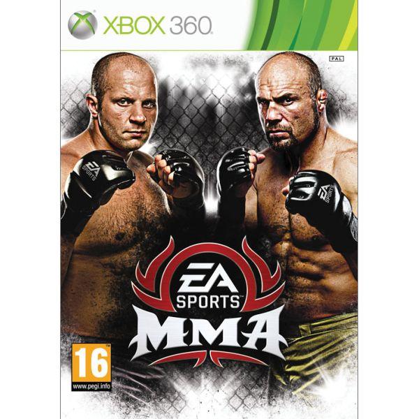 EA Sports MMA [XBOX 360] - BAZÁR (použitý tovar)