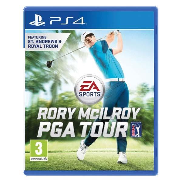 EA Sports Rory McIlroy PGA Tour [PS4] - BAZÁR (použitý tovar)