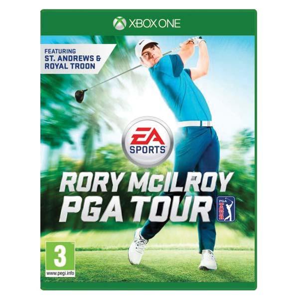 EA Sports Rory McIlroy PGA Tour [XBOX ONE] - BAZÁR (použitý tovar)
