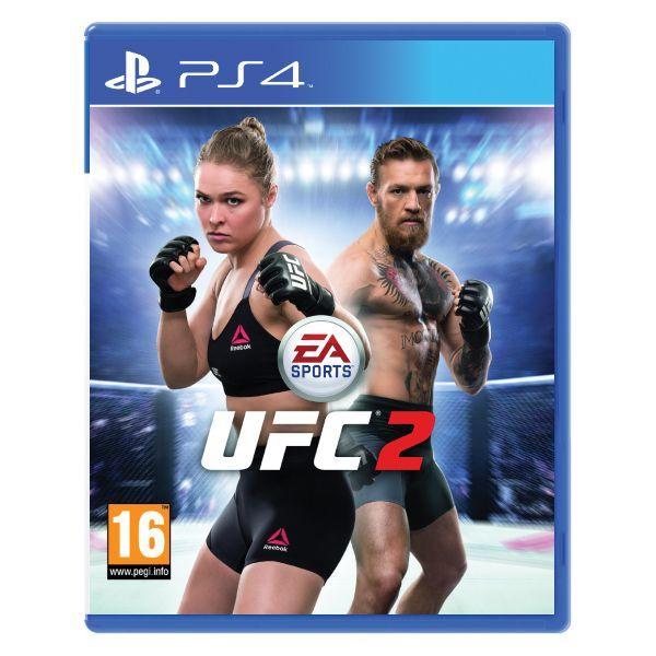 EA Sports UFC 2 [PS4] - BAZÁR (použitý tovar)