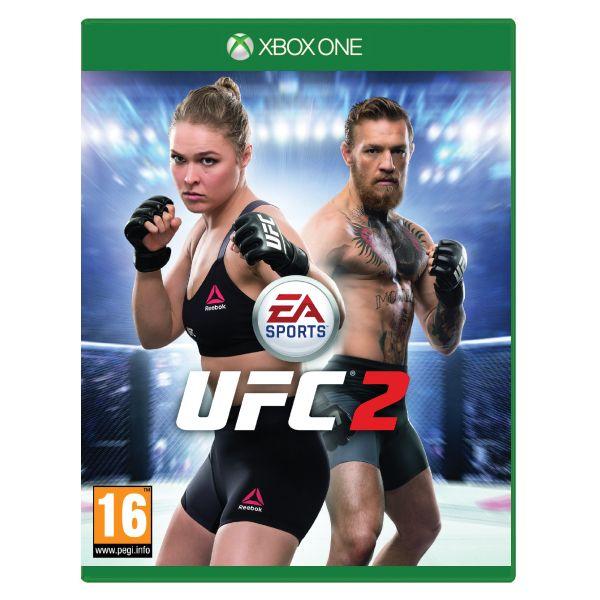 EA Sports UFC 2 [XBOX ONE] - BAZÁR (použitý tovar)