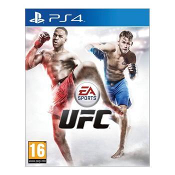 EA Sports UFC [PS4] - BAZÁR (použitý tovar)