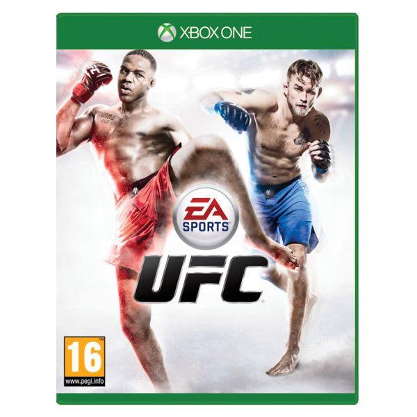 EA Sports UFC [XBOX ONE] - BAZÁR (použitý tovar)