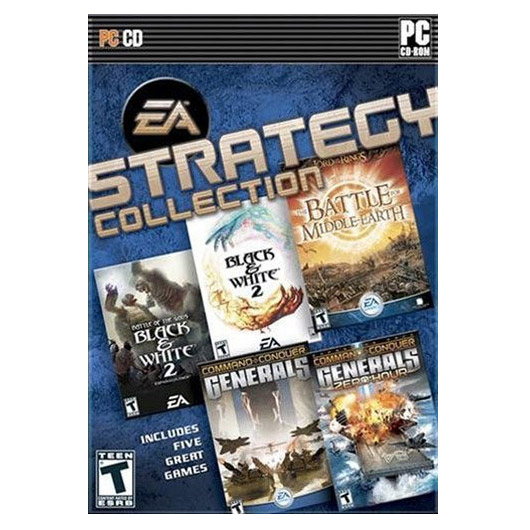 EA Strategy Collection PC