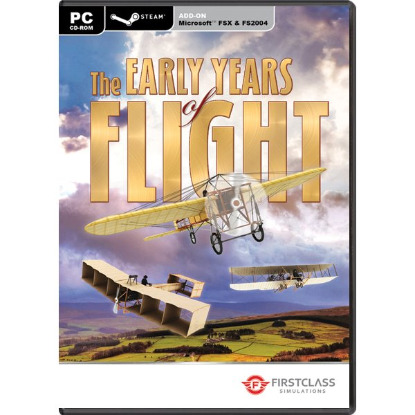 Early Years Of Flight (Microsoft Flight Simulator X Steam Edition Add-On)