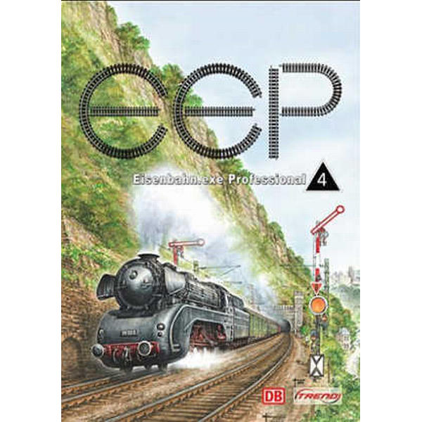 EEP Virtual Railroad Professional 4.0 CZ