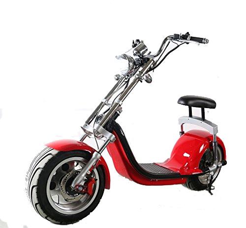 Elektrický Harley 12 Ah, èervený