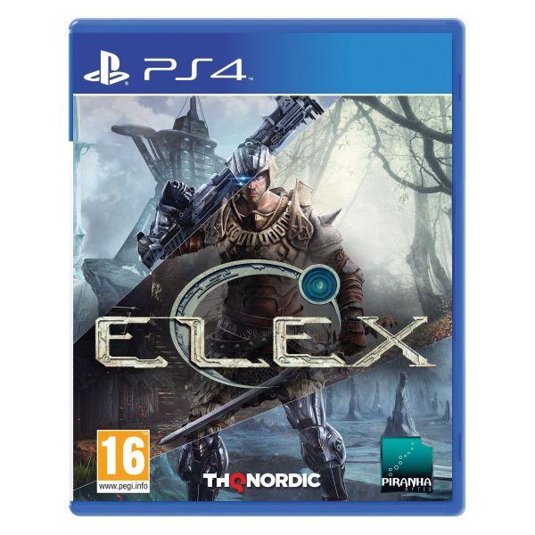 Elex [PS4] - BAZÁR (použitý tovar)