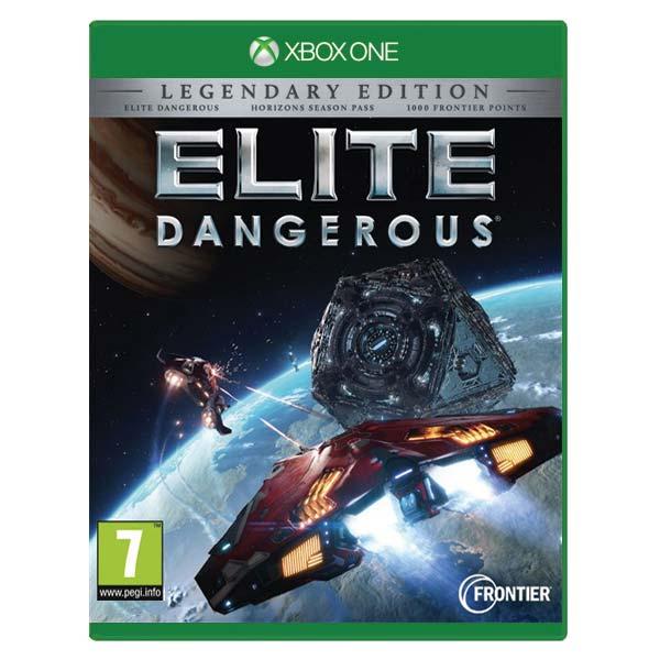 Elite Dangerous (Legendary Edition) XBOX ONE