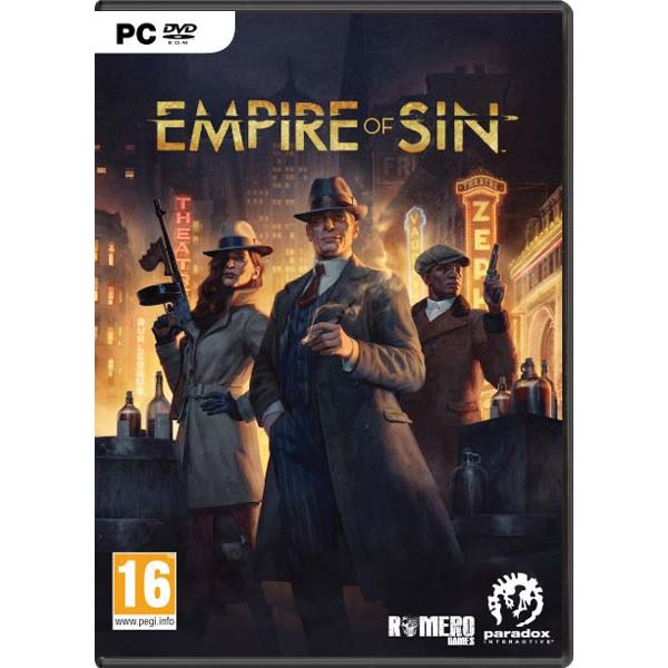 Empire of Sin (Day One Edition) PC