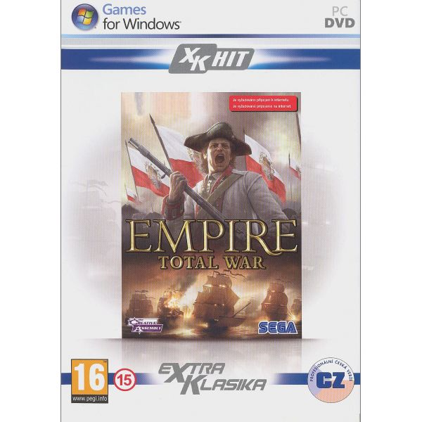 Empire: Total War CZ