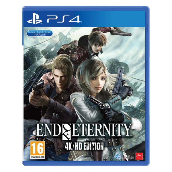End of Eternity (4K/HD Edition) PS4